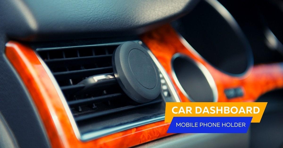 car dashboard phone holder india 2021