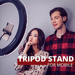 Best Tripod Stand For Mobile Video Recording India 2021