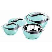 Best Stainless Steel Insulated Casserole Set India 2020