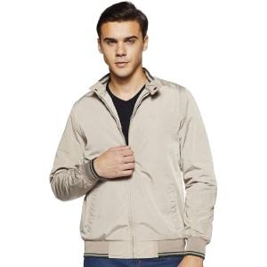 Allen Solly Men's Ecru Colour Jacket