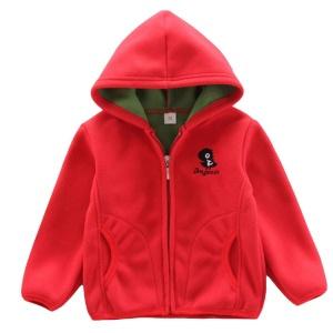 Hopscotch Boys Red Color Jacket