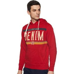 US Polo D Rediccho Colour Men Sweatshirt