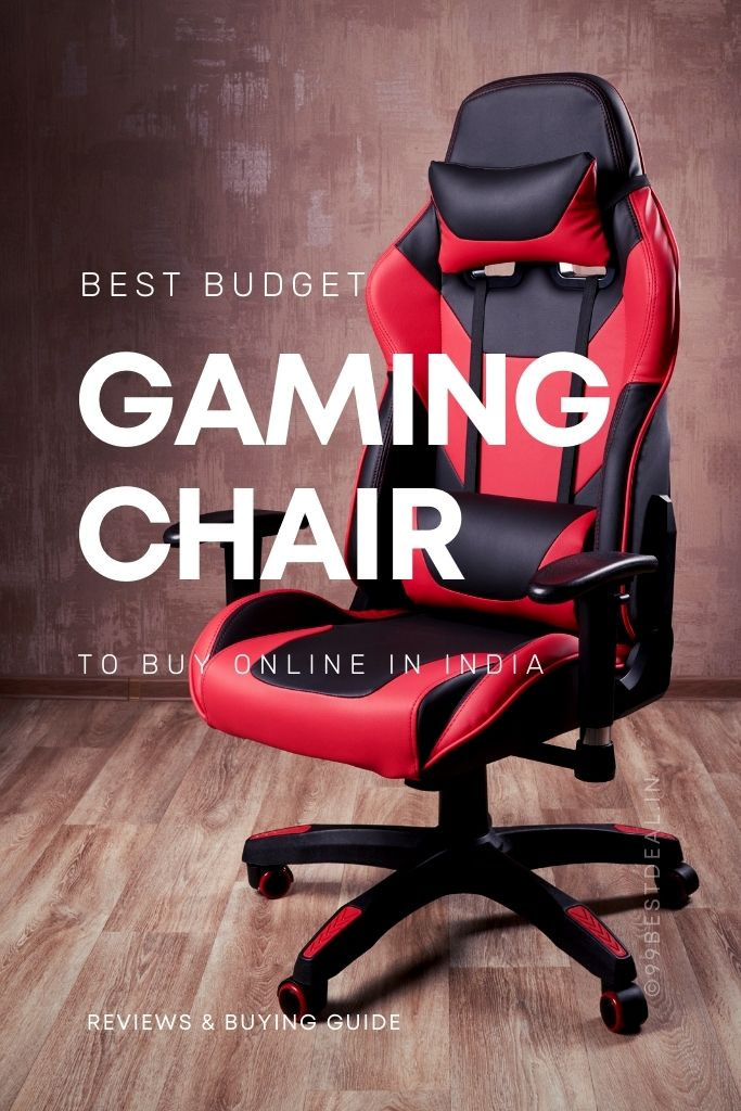 Best Budget gaming chair India 2021