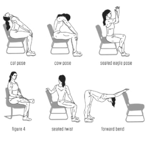 Back Pain reliever exercise poses