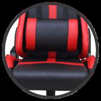 Lumbar Pillow in a Gaming chair